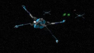 Kazuda Xionos squadron