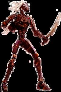 Sankar Palace BX Commando Droid CotG