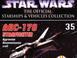 Star Wars: The Official Starships & Vehicles Collection 35