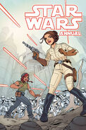 Star Wars Annual 2 Charretier