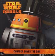 ChopperSavesTheDay StorybookLibrary Cover