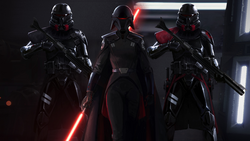 Second Sister Purge Troopers JFO