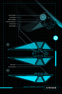 TIE striker schematic