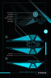 TIE striker schematic