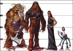 Alien lineup3