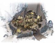 ITW Yoda hut