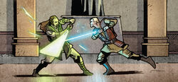 Jinn Feemor duel