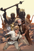 Poe Dameron 12 Star Wars 40th