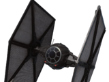 TIE/fo space superiority fighter