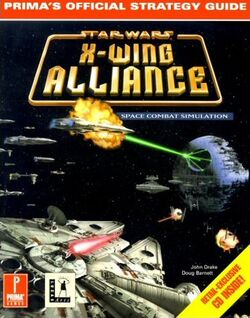 X-Wing Alliance - Prima's Official Strategy Guide