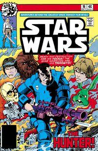 Star Wars 16 - The Hunter