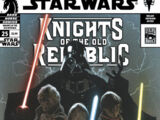 Knights of the Old Republic 25: Vector, Part 1