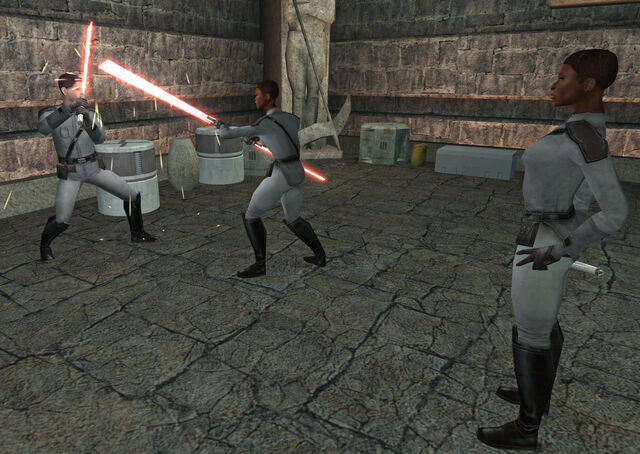 File:Sith Academy lightsaber training.jpg