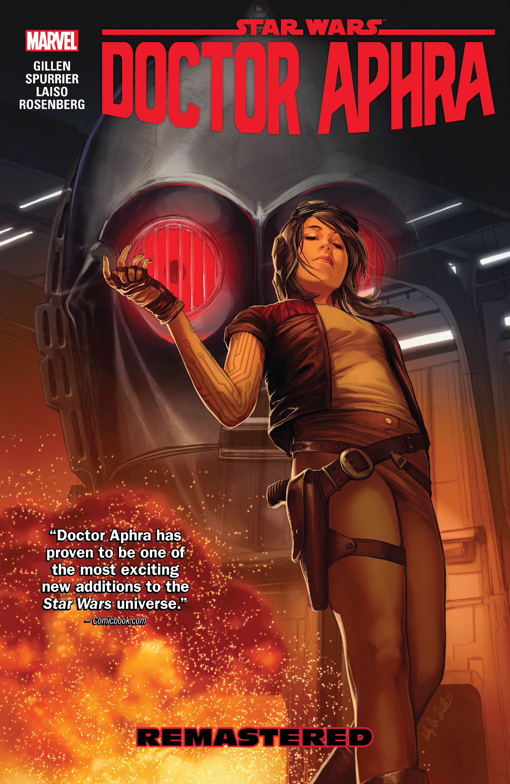 Image result for doctor aphra remastered cover amazon