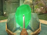 Meditation crystal