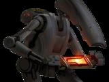 C-8 saboteur droid