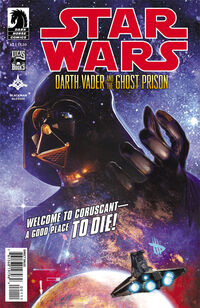 Darth Vader and the Ghost Prison 1