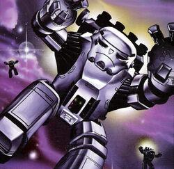 Spacetrooper Mark2