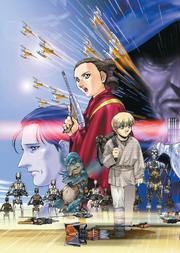Star Wars Manga TPM1