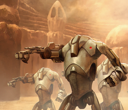 Super Battle Droid AtG JB Casacop