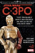 Threepio one shot teaser cover