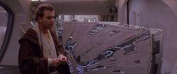 Kenobi the mender