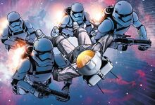 Poe 25 rocket troopers