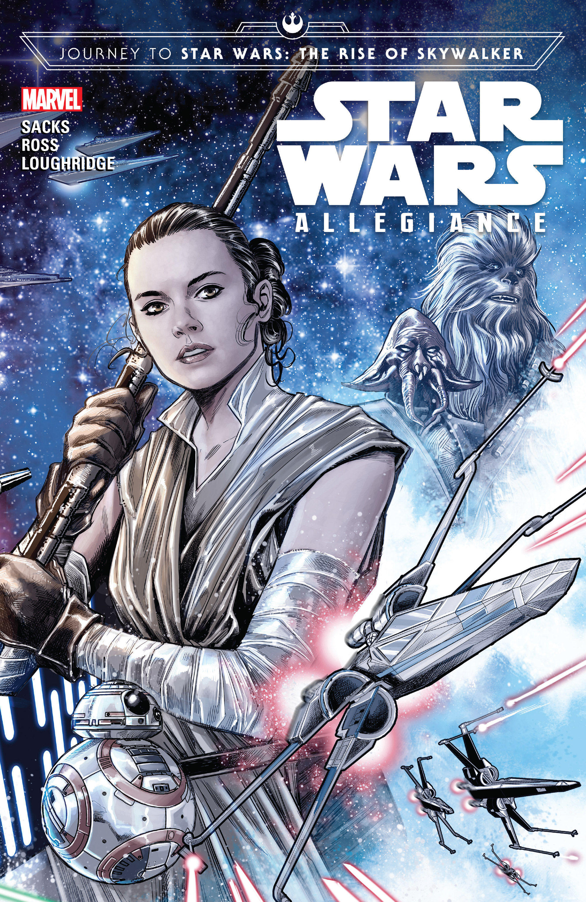 Journey To Star Wars The Rise Of Skywalker Allegiance Wookieepedia Fandom