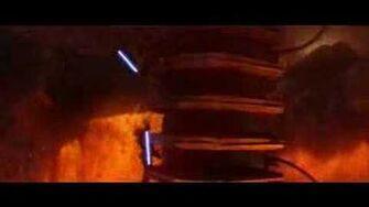The Final Battle - Darth Vader VS