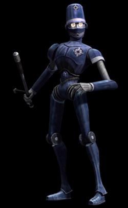 501-Z Police Droid