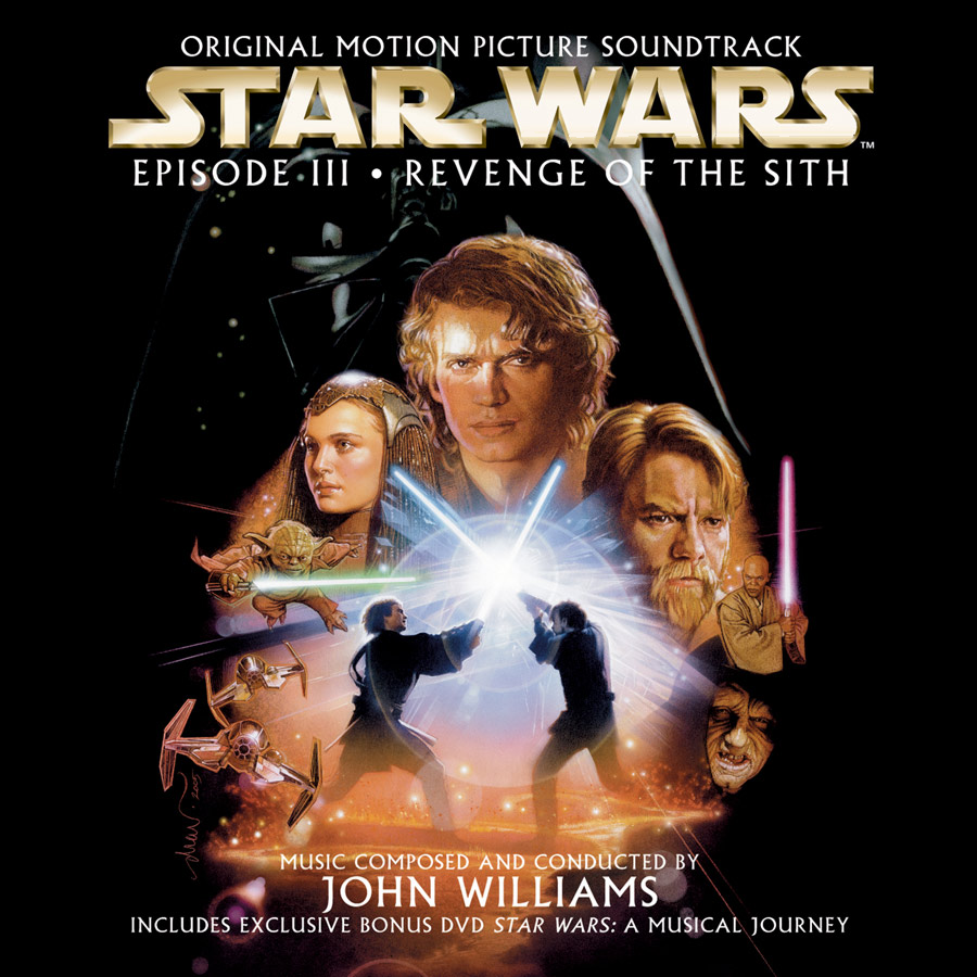 Star Wars Episode Iii Revenge Of The Sith Soundtrack Wookieepedia Fandom