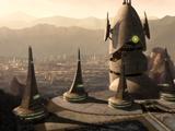 Unidentified Serenno city
