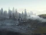 Yerbana city