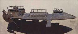 Bantha II Cargo Skiff