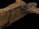 YV-666 light freighter/Legends