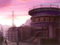 Jedi Temple construction JMGD