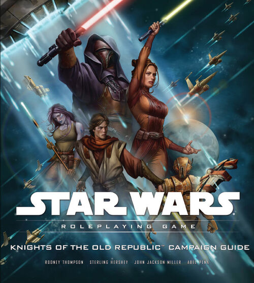 star wars roleplaying game new jedi order source book