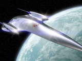 J-type 327 Nubian royal starship