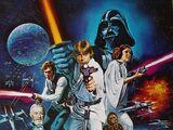 Ο Πόλεμος των Άστρων: Επεισόδιο 4 - Μια Νέα Ελπίδα