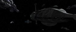 TCW Separatist fleet SW