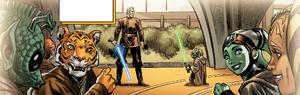 Dooku Yoda Younglings