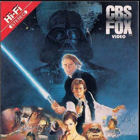 Star Wars Home Video Releases Wookieepedia Fandom
