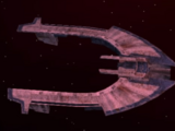 Sabaoth Squadron spy ship