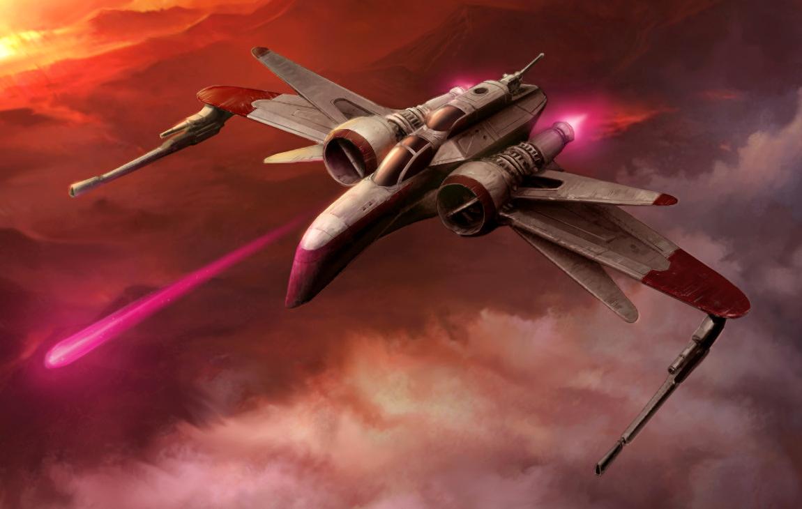 Aggressive ReConnaissance-170 starfighter | Wookieepedia | Fandom