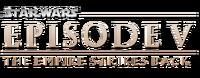 《星球大战5:帝国反击战》LOGO2