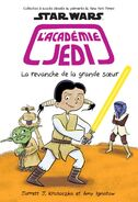 Jedi Academy Revenge of the Sis French Cover