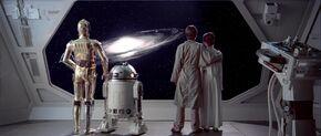 Luke Leia V finale