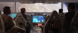 Tantive IV cockpit