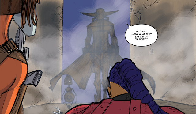 File:Cad Bane silhouette.png
