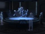 Escape from the Grand Republic Medical Facility